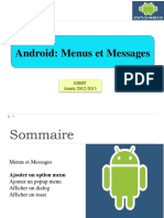 Menu Et Message