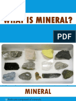 What is Mineral