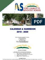 Handbook 2019-2020 Website