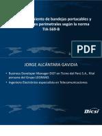 II Congreso Bicsi Cala Peru 2017. Ponencia Jorge Alcantara
