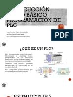 Presentación Introducción a Los PLC
