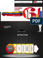 Presentacion VALORES
