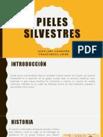 Exposición 1. Pieles Silvestres