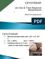 Krioterapi