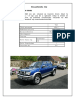 Nissan Diesel Tec Avanzadas