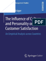 (International Management Studies) Franziska Krüger (auth.)-The Influence of Culture and Personality on Customer Satisfaction_ An Empirical Analysis across Countries-Gabler Verlag (2016).pdf