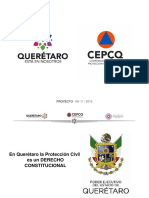 Protección Civil Queretaro Mexico