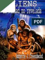 LIBRO - Aliens - La verdad no revelada (Annette J. Creendwood) 335 p.-1.pdf
