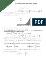 Solucion Examen de Integral Definida