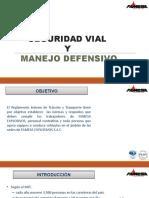 Manejo Defensivo_Famesa- PRESENTACIÓN