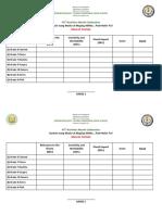 Scoresheet for MASCOT FEMALE