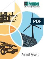 Annual Report 2015-16 JK Fenner