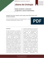 Revista Cubana de Urologia