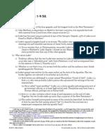 LDS New Testament Notes 09