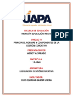 Tarea 4 Gestion Educativa