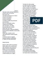 Poemas Sobre Educacion