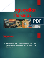 Vanguardias literarias (1)
