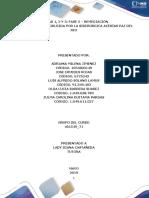 Unidad 1, 2 y 3 Fase 5 – Remediación