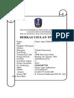 Cover Berkas Usulan TPP 2017