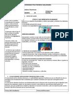FICHA Etica y Politica...