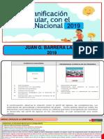 Planificacion Educativa Cebe Abril 2019