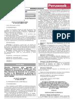 Reglamento de la Ley N° 30853 (Peruweek.pe)