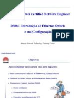DN04 Princípios de Ethernet Switch