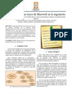 Proyecto Leyes de Maxwell Electromagnetismo (1)