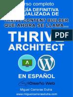 Thrive Architect - Curso Completo