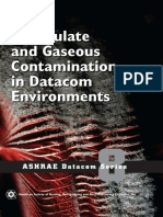 08 Particulate and Gaseous Contamination in Datacom Environments