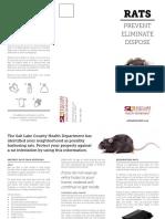 Rat Brochure