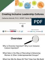 EDUCAUSE-InclusiveCultureAshcraftFinal.pptx