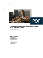 Cisco Unified Intelligence Center Solution Reference Network Design (SRND), Release 9.0(1)