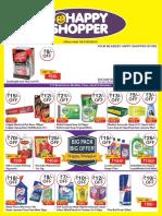 Happy Shopper Mailer July 2019