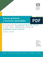 Sistematizacion Programas de Accion Esc 2006-2009