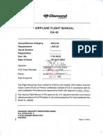 DA42-TDI Basic Manual