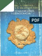 Ética Comunicativa y Democracia. [K.O. Apel, A. Cortina, J. de Zan y D. Michelini (Eds.) (1991)