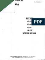 HVE50 Manual