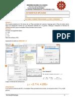 Guia de Estimación de Parámetros Con Minitab