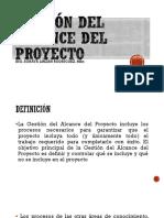 1.1 Gestiã_n Del Alcance Del Proyecto