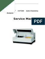 CS-T240 Service Manual 2010-10-29