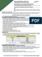 3. Anexo II - Conteúdo Programático e Sugestões Bibliográficas