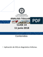Clase N 14 Linfomas