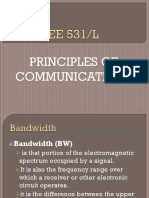 Principles of Electronic Communications