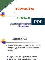 Reaksi Autoimmune
