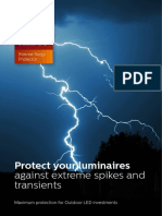 Product Leaflet Philips Surge Protection Devices