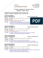 1920 CIS CCA Course Dates Semester1 10May2019