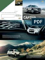 Catalogo Chevrolet Captiva 2013