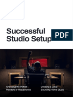 Sonarworks Successful Studio-Setup eBook