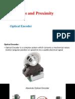 Encoder and Proximity Sensor.ppt